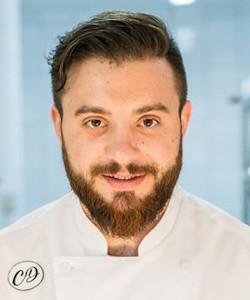 Cristian Dumitru - Culinary Instructor Horeca School Craiova