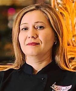 Mihaela Dima - Pastry Chef Athenee Palace Hilton