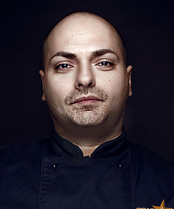 Catalin Petrescu - Executive Chef Nuba si Argentine Steak & Sushi