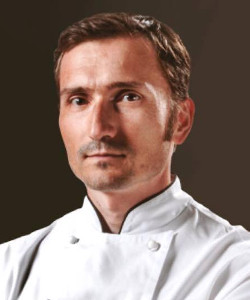 Nicolae Lica - Executive Chef JW Marriott Bucharest Grand Hotel